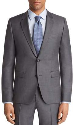 HUGO Astian Slim Fit Birdseye Suit Jacket