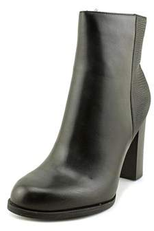 Circus By Sam Edelman Rollins Women Round Toe Synthetic Black Ankle Boot.