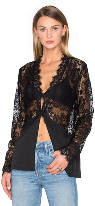 House of Harlow x REVOLVE Cleo Jacket $198 thestylecure.com