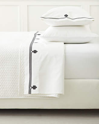 Serena & Lily Gobi Embroidered Sheet Set