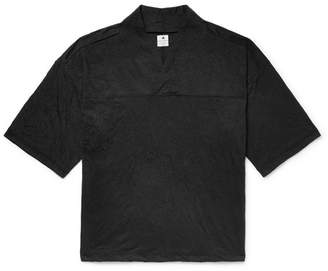 SASQUATCHfabrix. Wrinkled Cotton-Blend T-Shirt