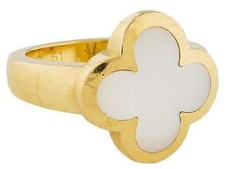 Van Cleef & Arpels Pure Alhambra Ring