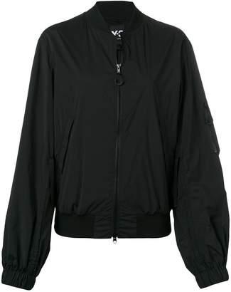 Y-3 blouson bomber jacket
