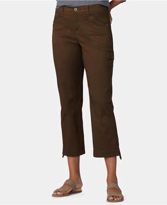 Lee Platinum Flex To Go Cargo Capri Pants