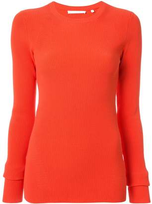 Helmut Lang long sleeve crew-neck sweater