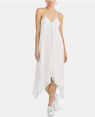 Rachel Roy Maddelena Sleeveless Handkerchief-Hem Dress