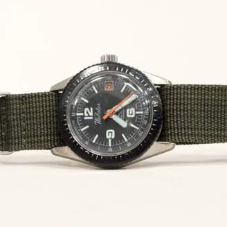 Blade + Blue Vintage Webster Military Watch