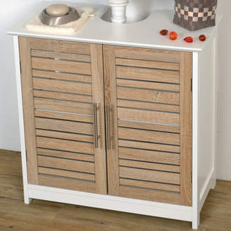 "Evideco Stockholm 23.6"" W x 23.6"" H Cabinet"