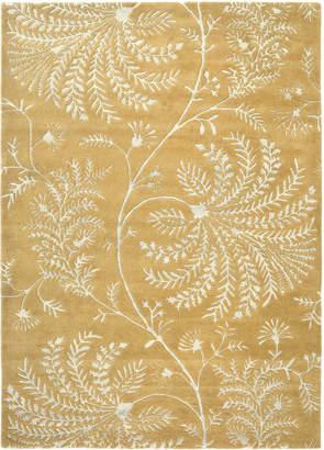 Sanderson Floral Mapperton Wool Blend Rug