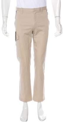 Prada Sport Twill Cargo Pants