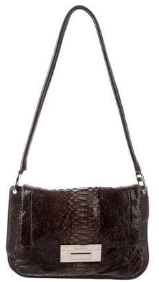 Devi Kroell Python Crossbody Bag