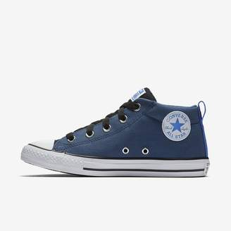 Converse Chuck Taylor All Star Street Fall Uniform Mid Boys Shoe