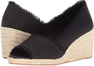 Lauren Ralph Lauren Women's Carmondy Espadrille Wedge Sandal