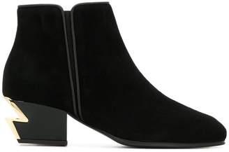 Giuseppe Zanotti Design G-heel ankle boots