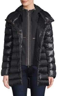 Herno Yoga Quilted Parka