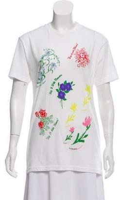 Rosie Assoulin Graphic Short Sleeve T-Shirt