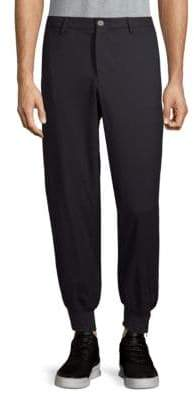 Opening Ceremony Solid Tapered Jogger Pants