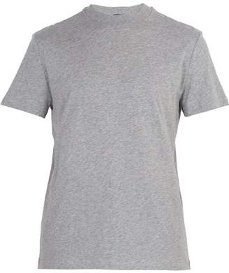 Prada Pack Of 3 Cotton T Shirts - Mens - Grey
