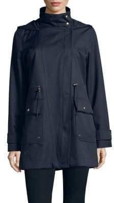 Weatherproof Classic Hooded Jacket