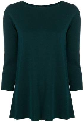 Roberto Collina three-quarter length sleeves sweater