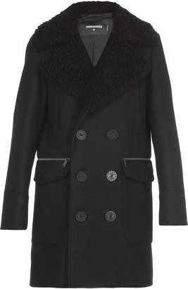 DSQUARED2 Wool Blend Coat
