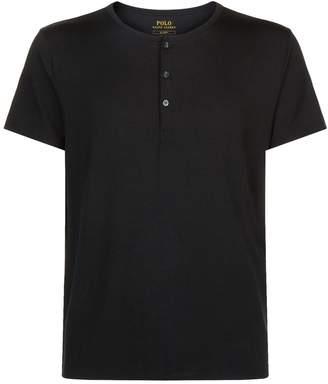 Polo Ralph Lauren Henley Lounge T-Shirt