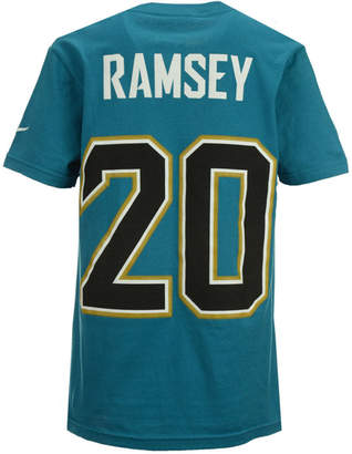Nike Jalen Ramsey Jacksonville Jaguars Pride Name and Number T-Shirt, Big Boys (8-20)