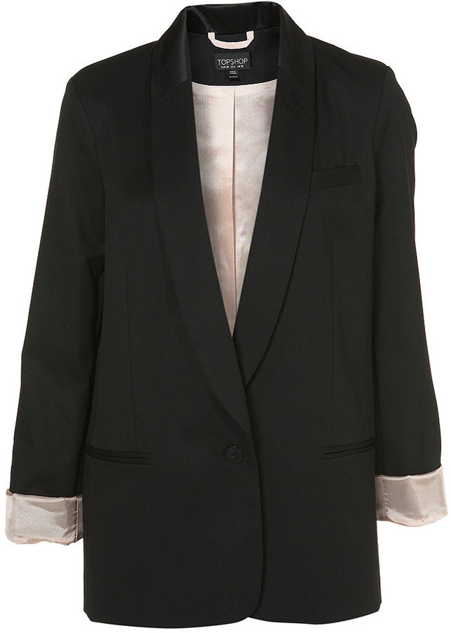 Shawl Collar Tux Jacket