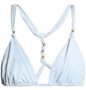 Vix Paula Hermanny Paula Brushed Triangle Bikini Top