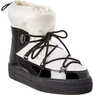 Moncler Ynaff Patent Boot