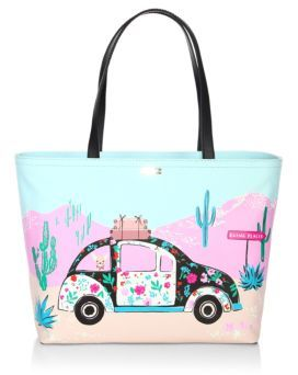 Kate Spade Kate Spade New York Scenic Route Car Francis Tote