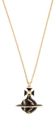 Vivienne WestwoodVivienne Westwood Enamel Orb Pendant Necklace