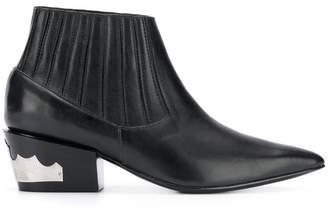 Toga Pulla knee high boots
