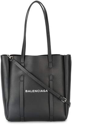 Balenciaga black Everyday S leather tote