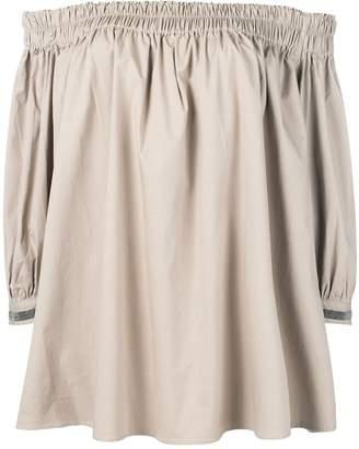 Fabiana Filippi off shoulder blouse