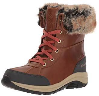 Columbia Women's Bangor Omni-Heat Snow Boots, Brown (Elk/Rusty), 36 EU