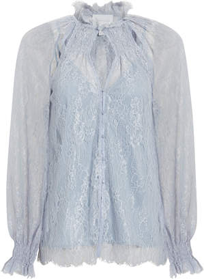 Alice McCall St. Germain Lace Blouse