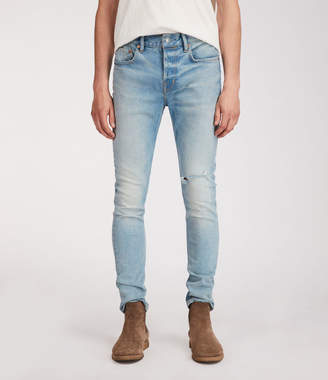 AllSaints Index Cigarette Skinny Jeans