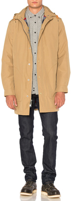 Penfield Ashford Insulated Rain Jacket $265 thestylecure.com