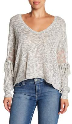 Wildfox Couture Wesley Tassel Detailed Sweater