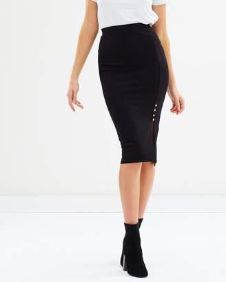 Bardot Karli Pearl Skirt