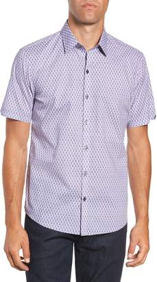 Zachary Prell Madorin Regular Fit Sport Shirt