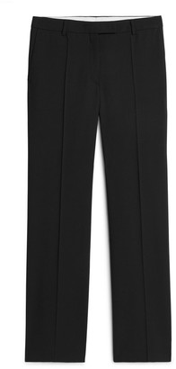 Arket Stretch Wool Trousers