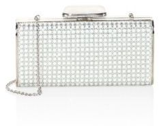 Judith Leiber Soft-Sided Rectangle Clutch $2,995 thestylecure.com