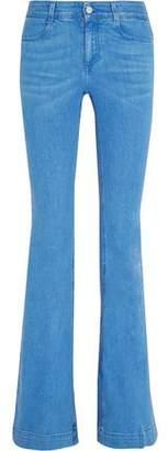Stella McCartney Mid-Rise Flared Jeans