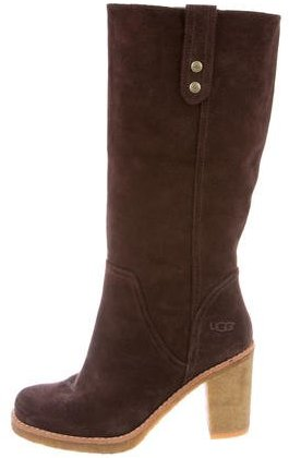 UGGUGG Australia Josie Round-Toe Boots