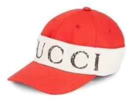 Gucci Wrap Baseball Cap