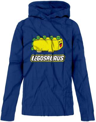 Lego BSW YOUTH Legosaurus Cute Dinosaur Block Premium Hoodie LRG Royal