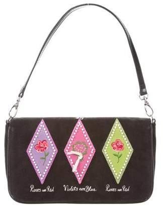 Lulu Guinness Embellished Shoulder Bag