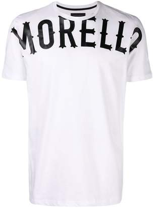 Frankie Morello logo T-shirt
